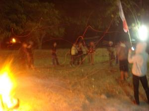 Enjoy api unggun JP 2009