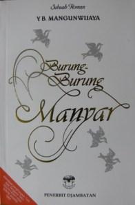 novel burung burung manyar karya romo Mangun