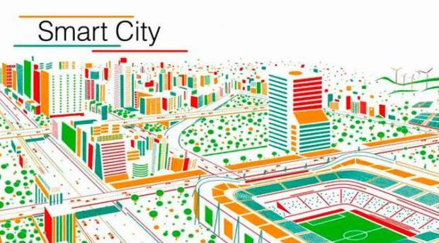 Sketsa Smart City